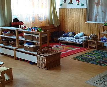 Győrszentiváni Bölcsőde - III. Számú Bölcsődei Központ kiemelt